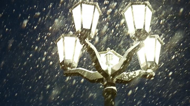 Снежная буря на подходе: новосибирцев предупредили о надвигающейся непогоде
