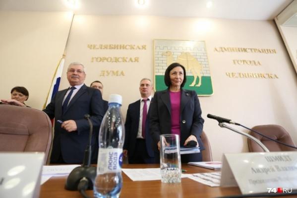Пока обязанности главы города исполняет Наталья Котова