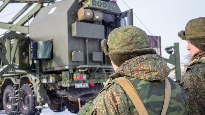 В Самарской области подняли по тревоге более 1500 военных