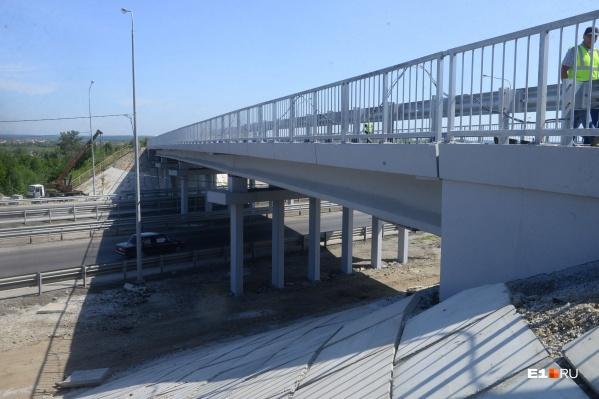 Благодаря ремонту срок службы моста продлили еще на 24 года