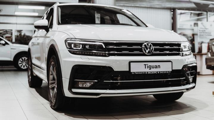 Три водителя и один Volkswagen Tiguan, или Как бизнесмен, мама и турист себе кроссовер выбирали