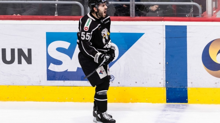 Защитника «Трактора» позвали в Москву на Матч звёзд Континентальной хоккейной лиги