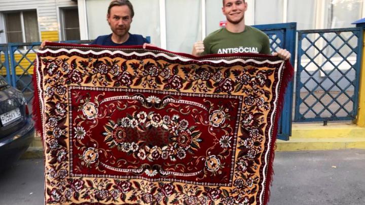 РФПЛ разрешила «Ростову» использовать ковер как баннер