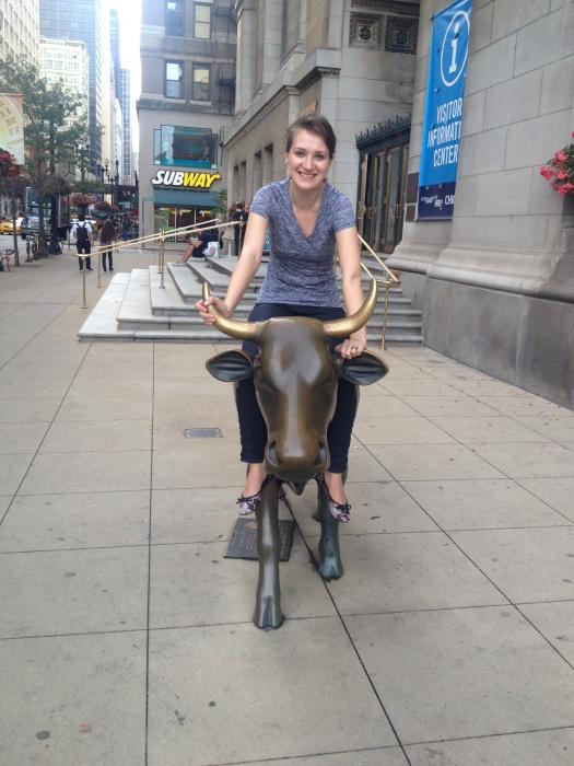 В Чикаго девушка прожила восемь лет