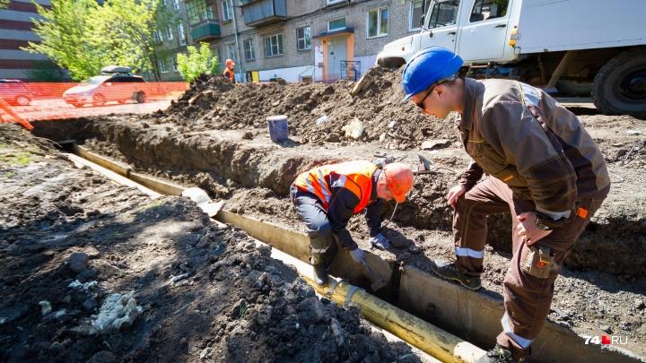 «Чем занимались 14 дней?»: в Челябинске сорвали сроки включения горячей воды после опрессовки