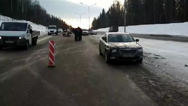 В Перми ищут очевидцев аварии, в которой погиб рабочий «Горсвета»