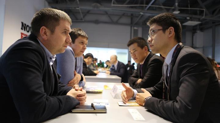 Новосибирск хотят сделать деловой столицей Азии