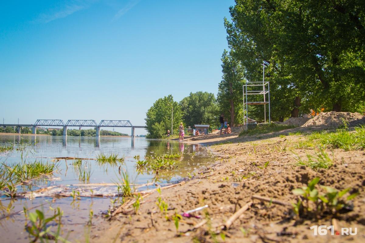 Трагедия произошла на базе отдыха на берегу Северского Донца
