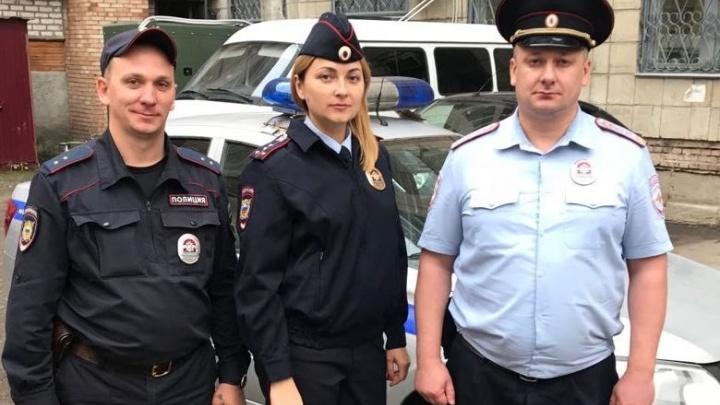 Полицейские запретили проводить свадебный салют в центре Самары