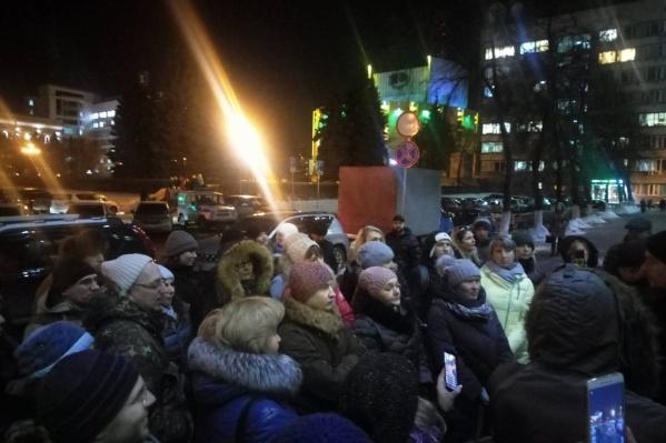 Активисты выдвинули 12 требований по улучшению экологической ситуации в Челябинске