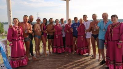 «Не понимаю, как мы это сделали»: Максим Сладкоштиев об итогах заплыва от Кургана до Тобольска