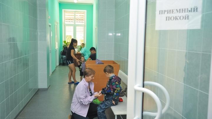 Многодетная мать из Волжского: «В детской больнице нет лекарств и условий. От всех бед — один антибиотик»