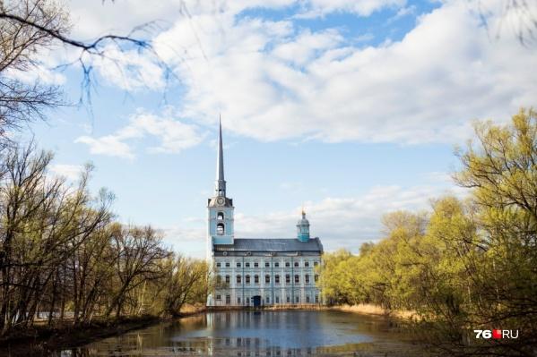 Петропавловский парк является объектом культурного наследия