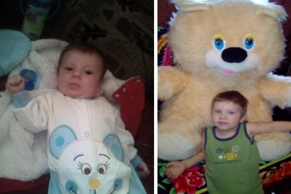В огне погибли два брата — одному было два года, второму недавно исполнилось три месяца