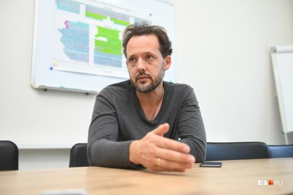 Антон Кузнецов работает с онкопациентами несколько лет
