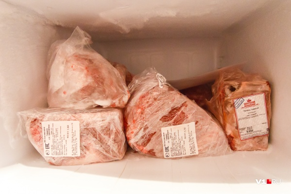 Кто забил морозилку мясом в августе, тот сэкономил