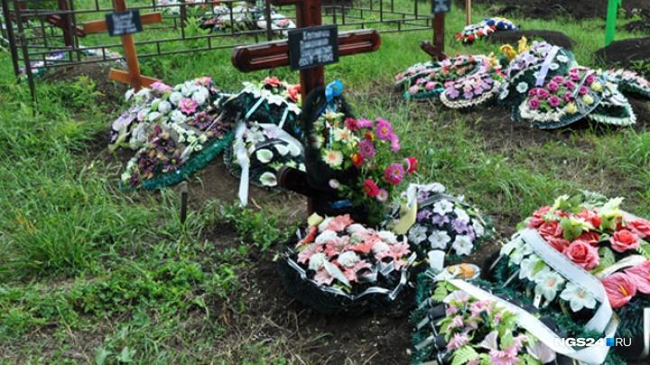 Кладбища в Красноярске завалило горами мусора из-за бездействия властей и ответственных за уборку