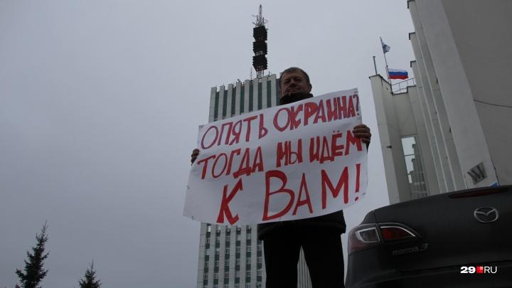 Заместитель Годзиша рассказал, куда будут массово вовлекать население в день антимусорного протеста