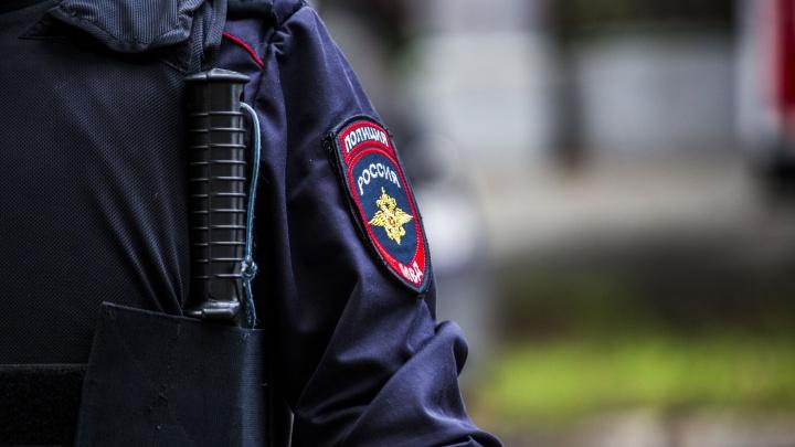 Буйного пассажира автобуса оштрафовали за удар по лицу полицейского