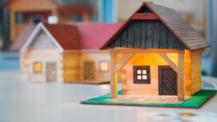 Терема в полный рост, гараж-конструктор и антимикробные краски представят на выставке в Красноярске