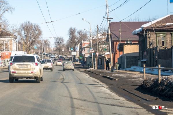 В орбиту будущей стройки войдут улицы Водников и Главная