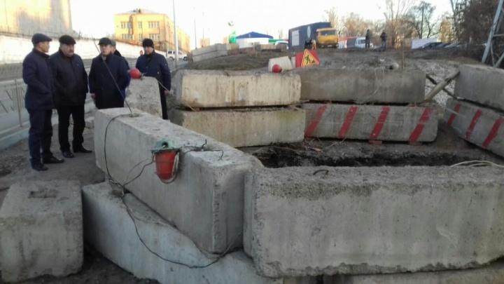 В Уфе восстановили подачу газа на поврежденном трубопроводе