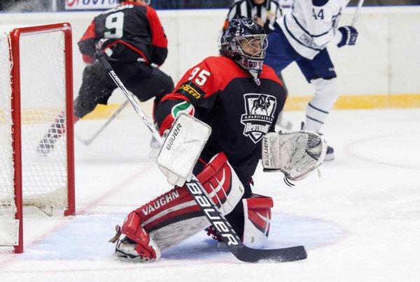 Хоккей: «Сибирь» обзавелась новым молодым вратарем