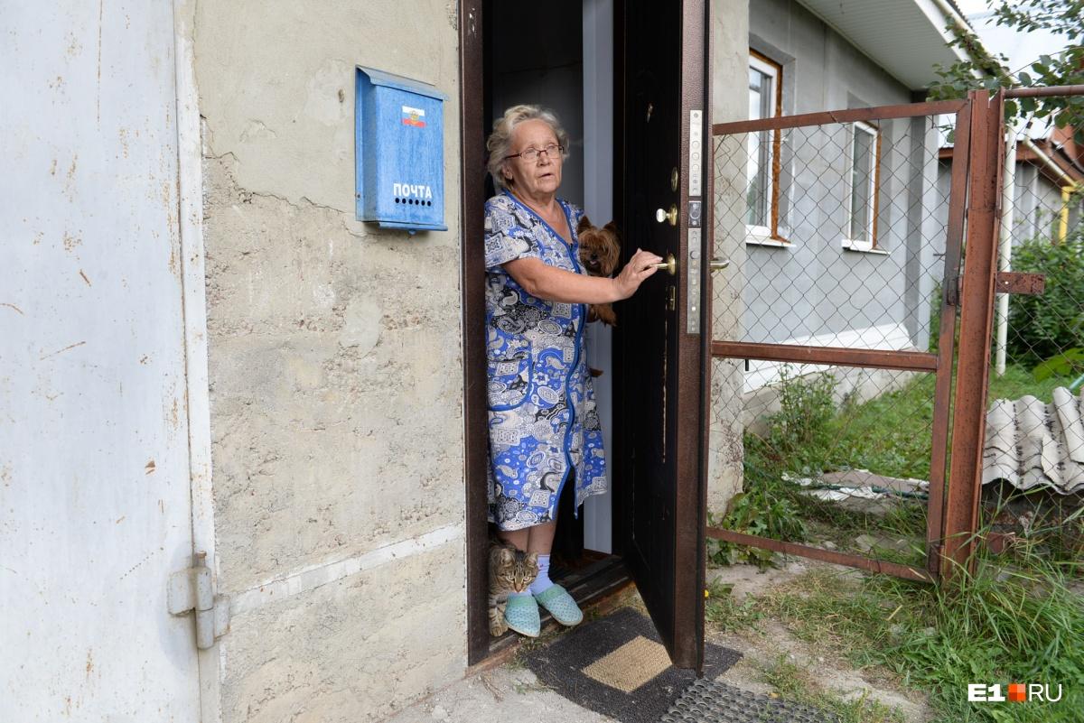 Этот дом на Чуцкаева должны снести ради стройки