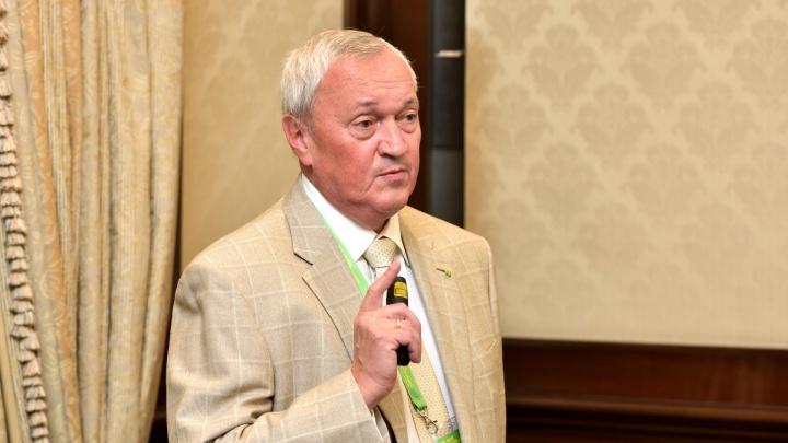 Председатель совета директоров ростовского банка «Центр-инвест» спешно уехал за границу