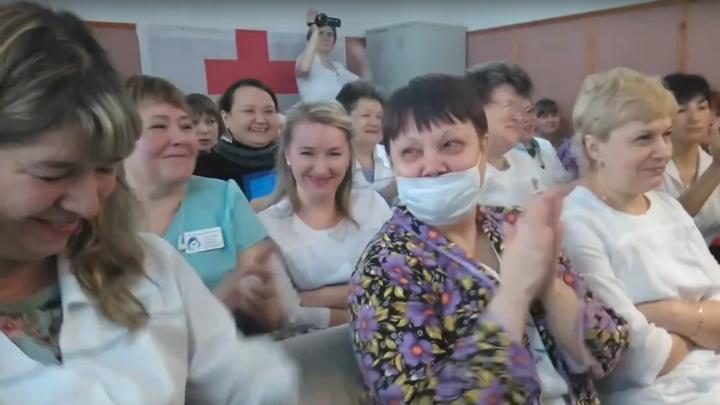 Член совета по правам человека прокомментировала зарплаты врачей в роддоме Салавата