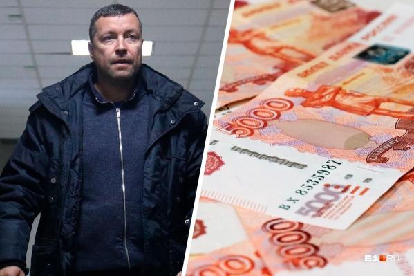 С каждым годом доходы Михаила Бусылко росли