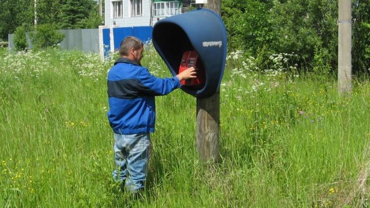 В Ярославской области жители смогут бесплатно звонить с таксофонов на стационарные телефоны