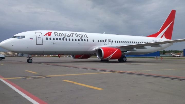 Рейс из Таиланда в Екатеринбург задержали на сутки из-за неисправного самолета