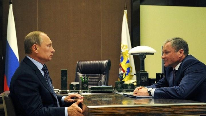 «Активнее развивайте экотуризм»: Владимир Путин поздравил зауральцев с юбилеем Курганской области