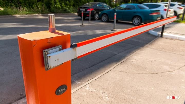 В декабре в Самарской области начнет действовать запрет на платные парковки у больниц и школ