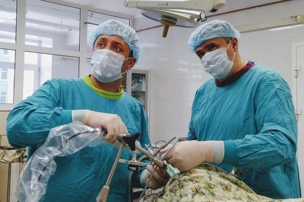 Операцию провели в ОКБ №2