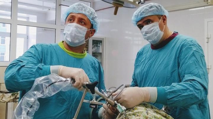 Мог умереть или стать инвалидом: тюменские врачи удалили из головы 55-летнего мужчины гематому