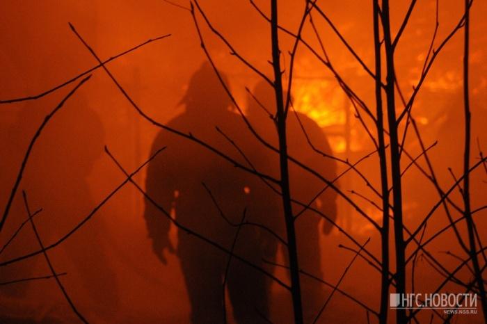 Пожар вспыхнул в доме многодетной семьи в сентябре
