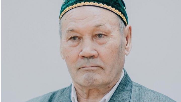 В Уфе нашли 76-летнего Магданура Хуснутдинова