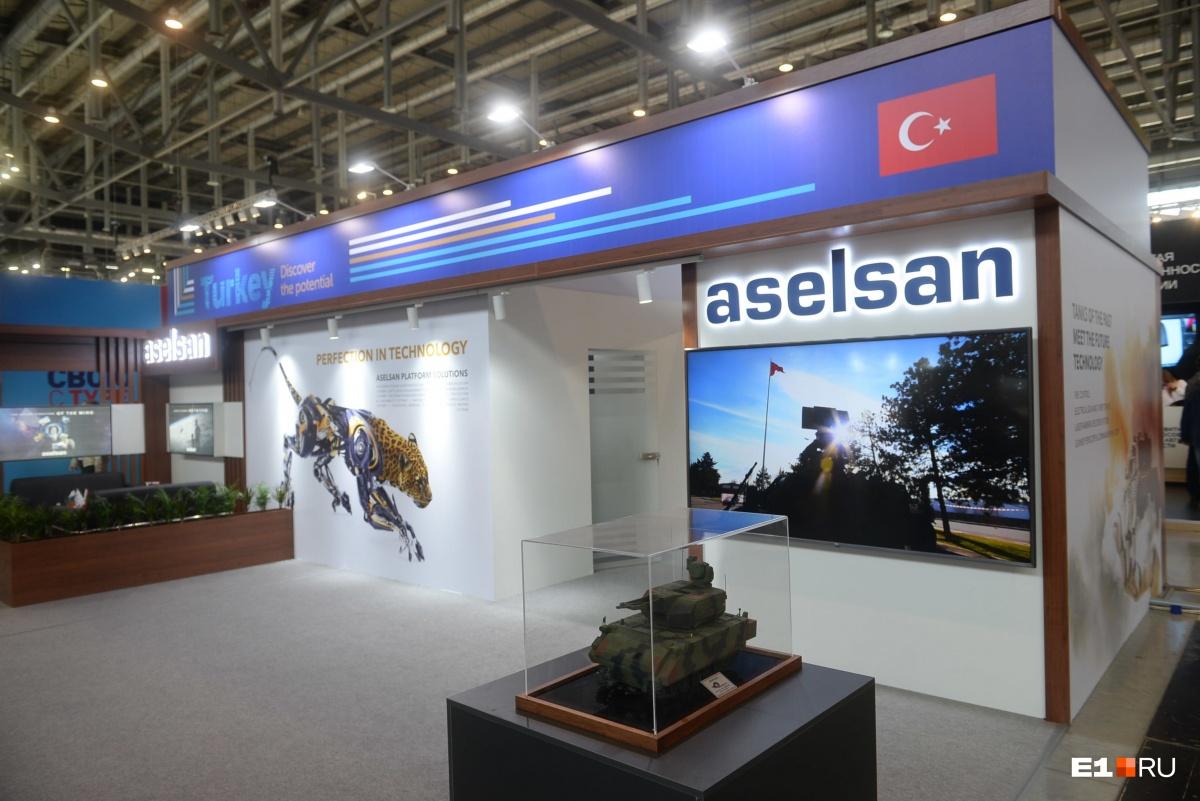 Aselsan — одна из крупнейших оборонных компаний Турции
