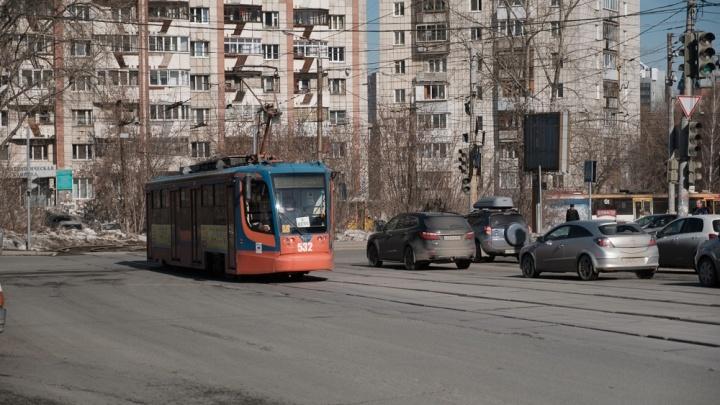 Соединят с шоссе Космонавтов и пустят трамваи: в Перми разработают проект продления улицы Крисанова