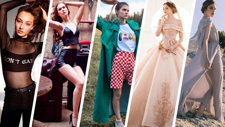 Вы в них влюбитесь: пять сексуальных моделей из Екатеринбурга, которые работают по всему миру