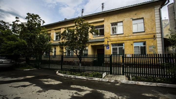 Суд выселил детский сад из здания в центре Новосибирска