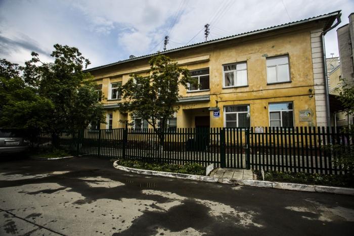 Детский сад «Акварель» отказывается покидать здание на ул. Соревнования