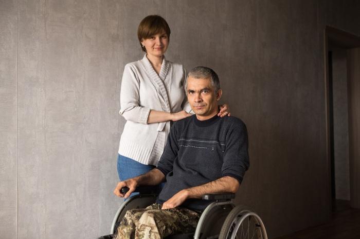 Алексей и Елена Тереховы