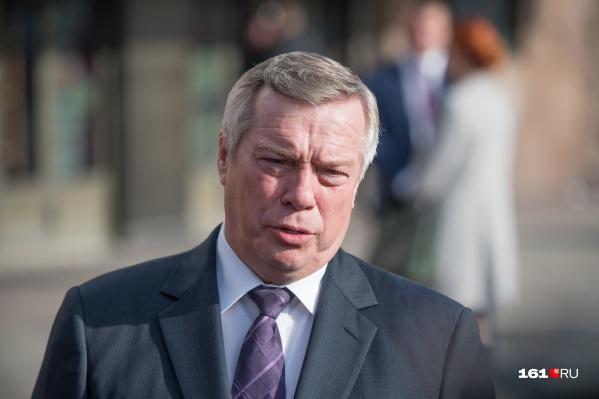 Василий Голубев пообещал, что тарифы на капремонт не вырастут в ближайшее время