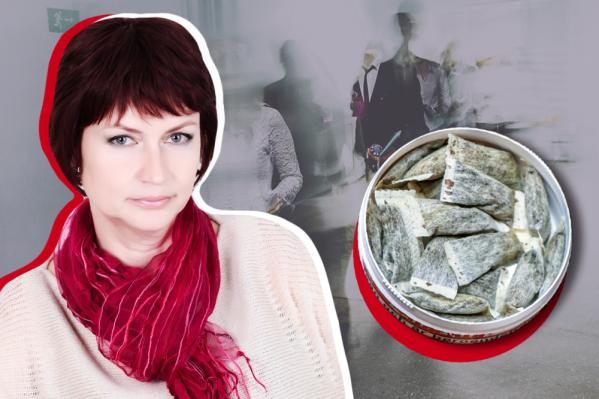 Лариса Бенько в своей практике сталкивается с подростками, у которых уже есть зависимость от никотина