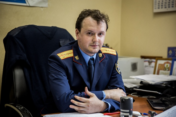 В мае 2017 года Денис Борисович стал заместителем руководителя следственного отдела