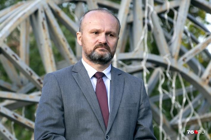 Глава городского округа Переславля-Залесского Валерий Астраханцев