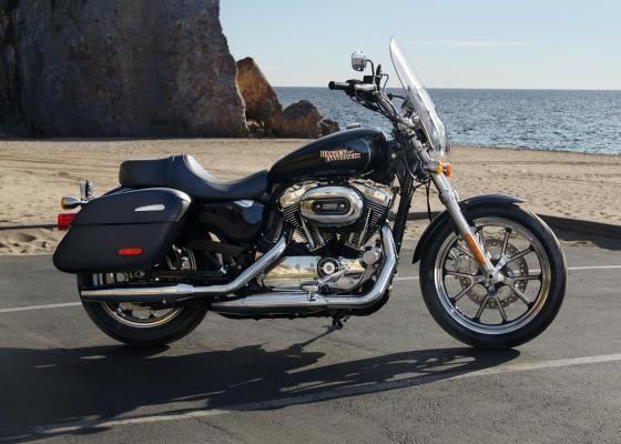 Остались считанные дни: в июне ещё можно успеть приобрести мотоцикл Harley-Davidson по специальной цене